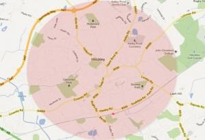 hinckley-map